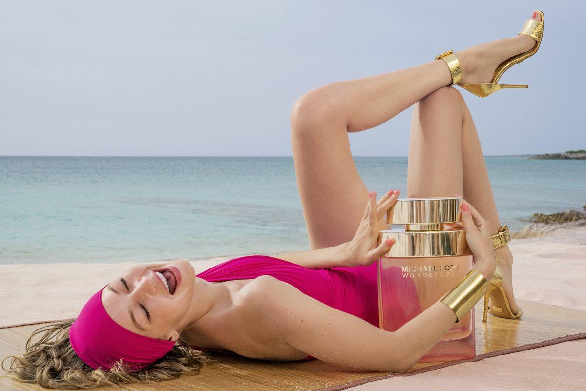 Gigi Hadid Michael Kors Wonderlust