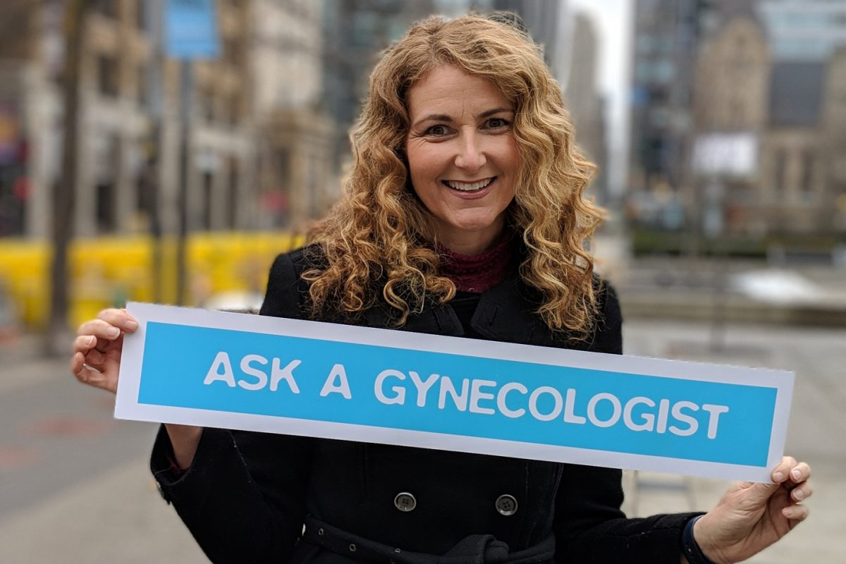 Jen Gunter Ask a Gynecologist