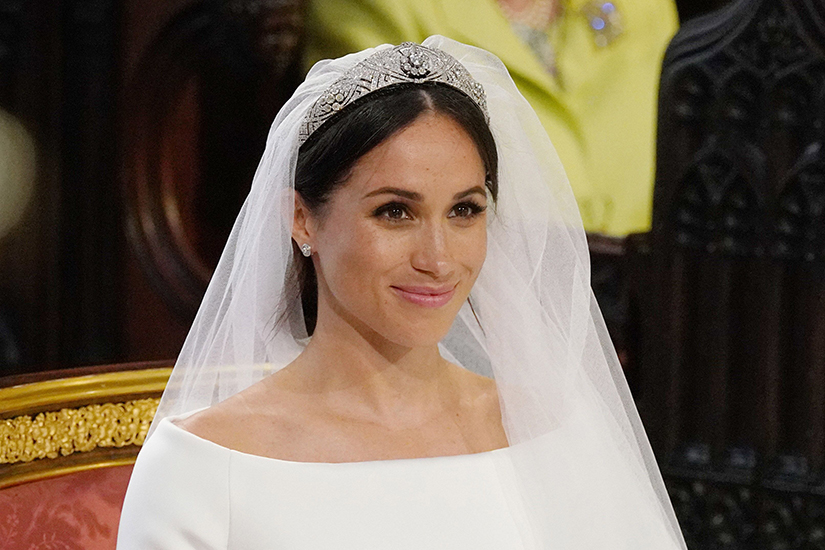 Meghan Markle Wedding Makeup Pinterest