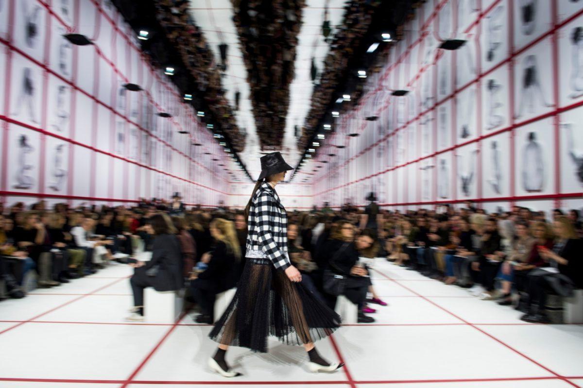 Dior-Runway
