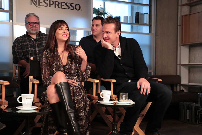 RBC and Nespresso host Coffee with Creators for the film 'The Friend' at RBC House presented by Deadline at the Toronto International Film Festival, Toronto, Canada - 7 Sep 2019