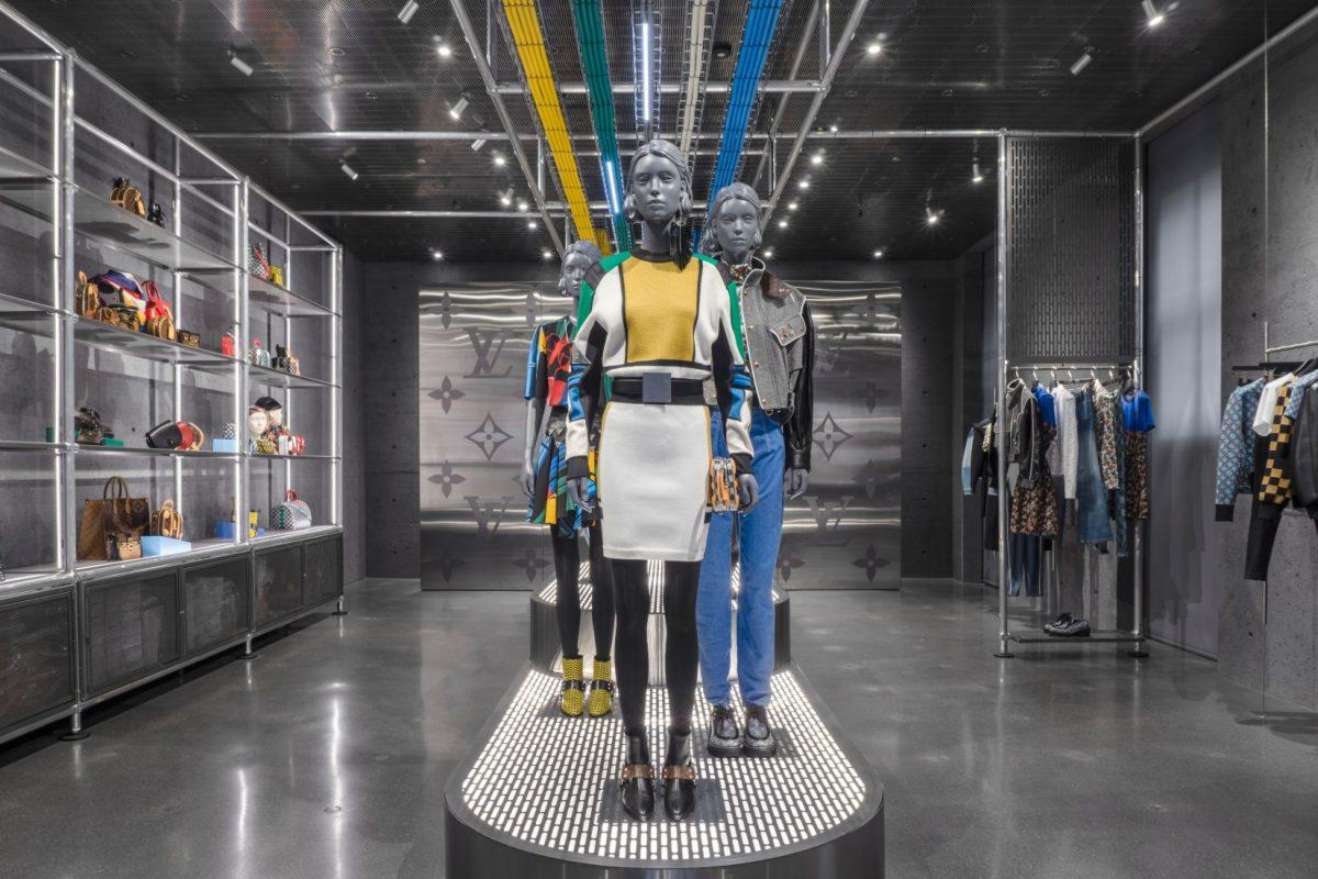 SSENSE Louis Vuitton Pop-Up_Room