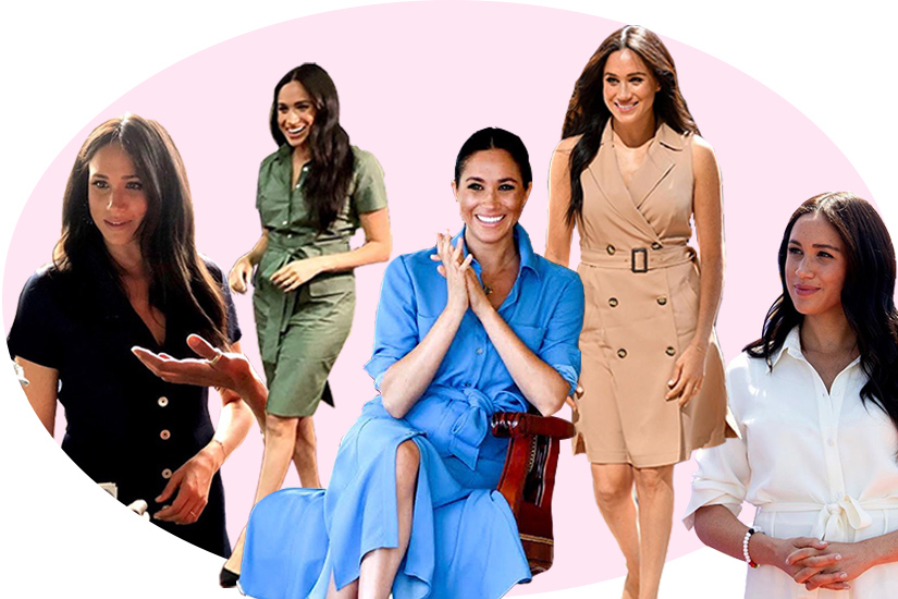meganmarkle-shirtdress