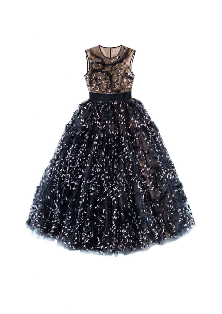 2. Tulle Dress