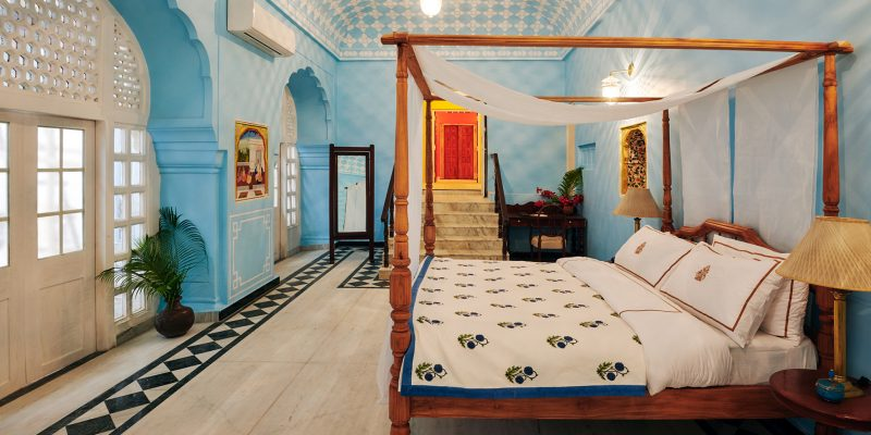 Airbnb City Palace Jaipur India
