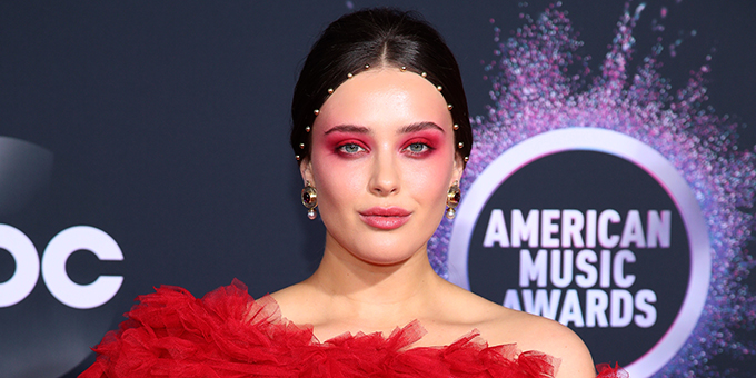 Katherine Langford Knives Out Star