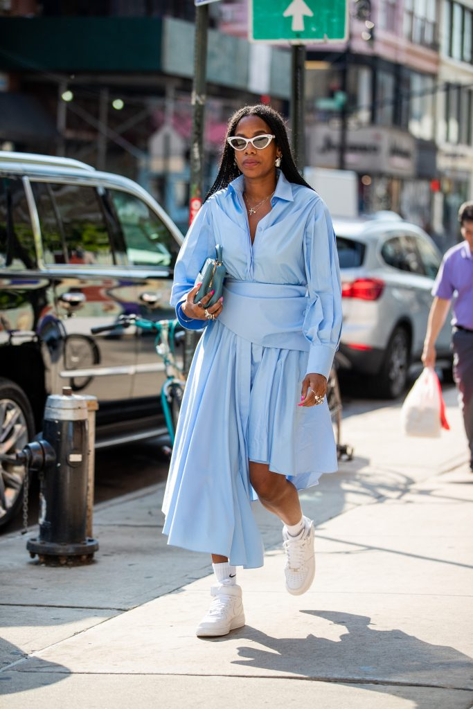 Wednesday: The Breezy Shirt Dress