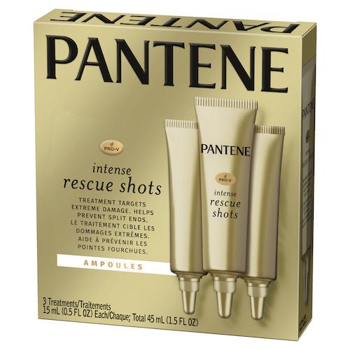 Pantene Pro V - Intense Rescue Shots