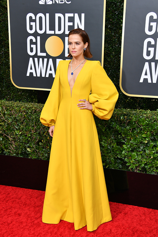 The Best Dressed Celebs at the 2020 Golden Globes | Elle ...