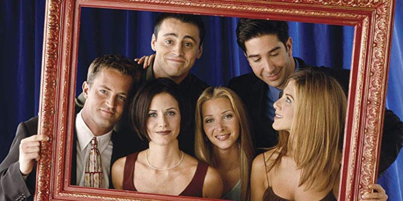 The Friends reunion special is officially happening.