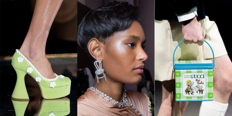 The best accessories from the fall 2020 runways.