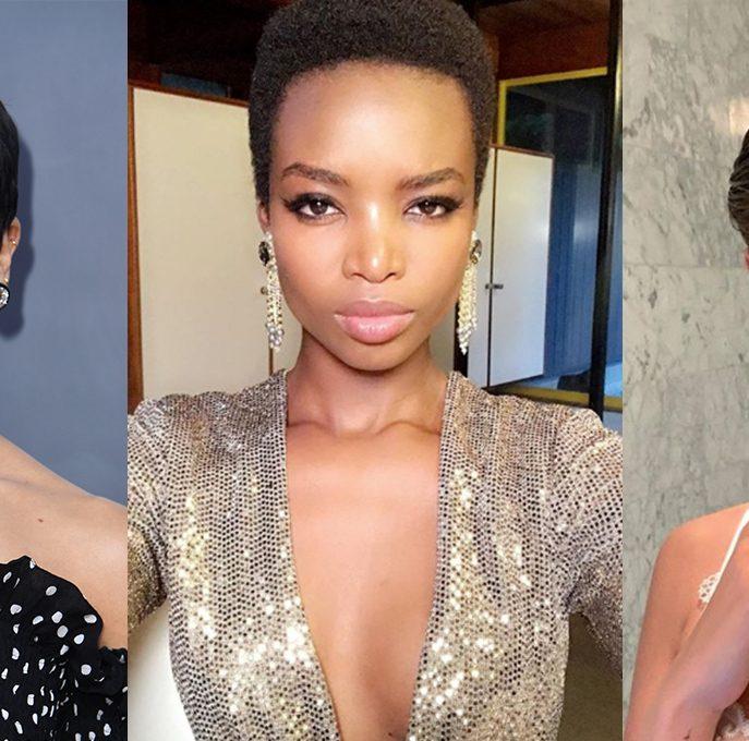 10 Celebrities That Make Short Hair Look Really Good Elle Canada