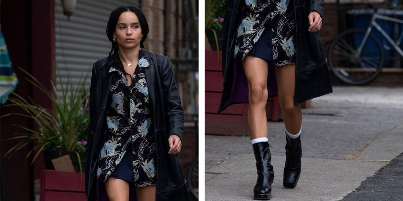 Zoe Kravitz in High Fidelity