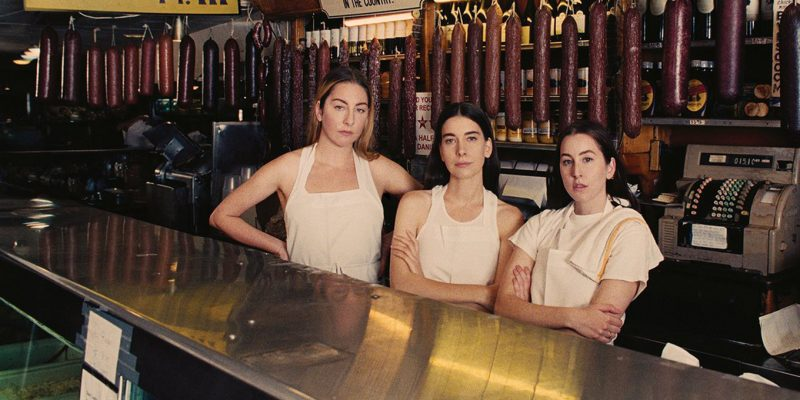 Haim announce new album, Women in Music III.