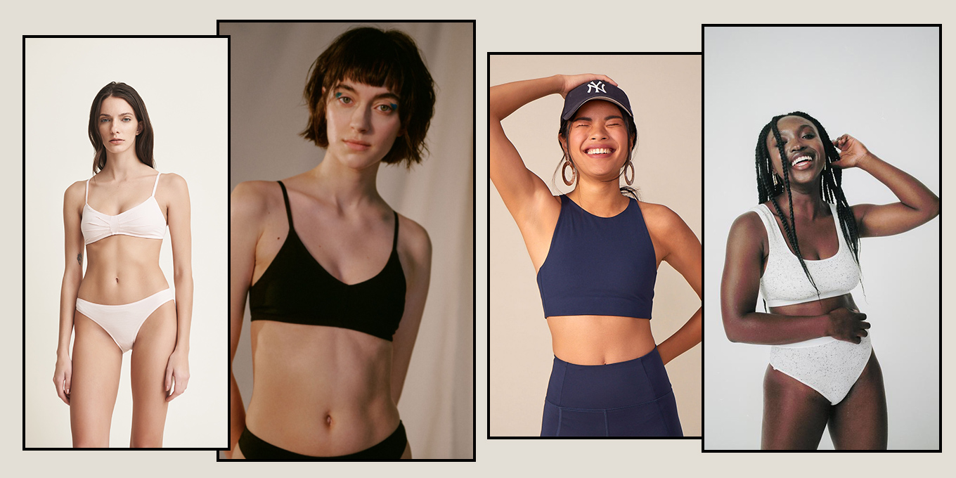 best-loungewear-bralettes