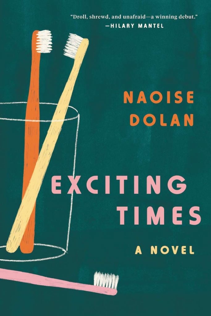 Exciting Times by Naoise Dolan