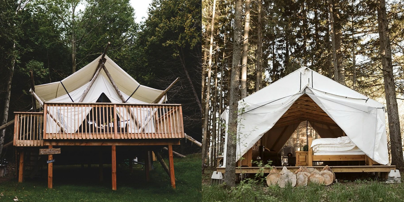 best-glamping-spots-in-ontario