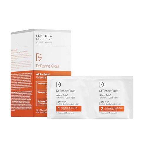 Chrissy Teigen Skincare Routine Dr Dennis Gross Peel Pads
