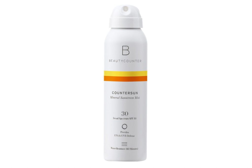 Beautycounter Countersun Mineral Sunscreen Mist ($46)