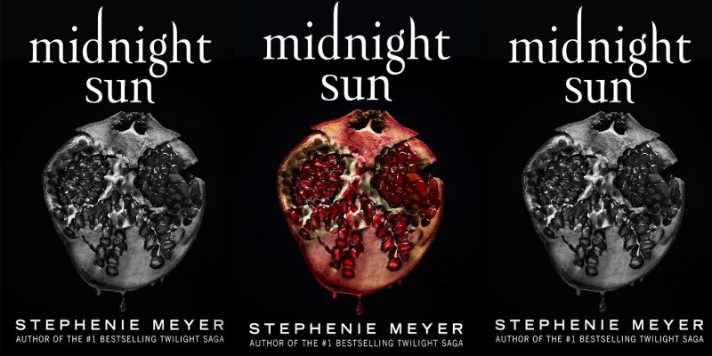 Midnight Sun Twilight Stephenie Meyer