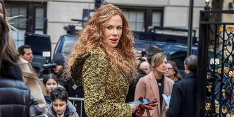 Nicole Kidman stars in 'The Undoing'