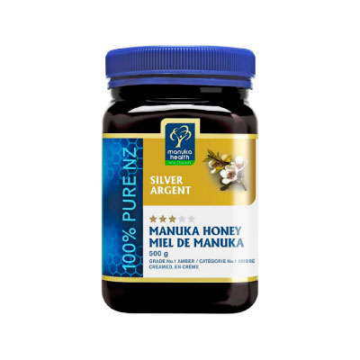 Manuka Health Manuka Honey Silver