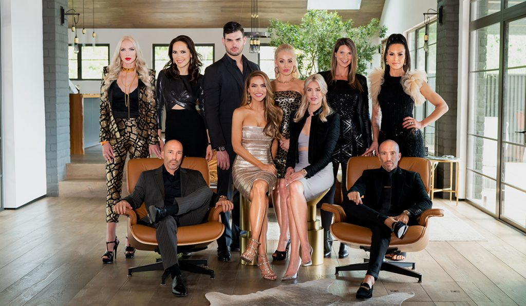 The Oppenheim Group, Selling Sunset season two