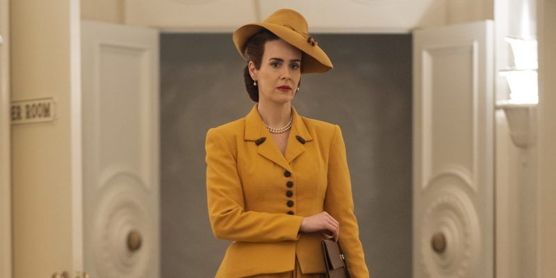 Sarah Paulson in Netflix's Ratched