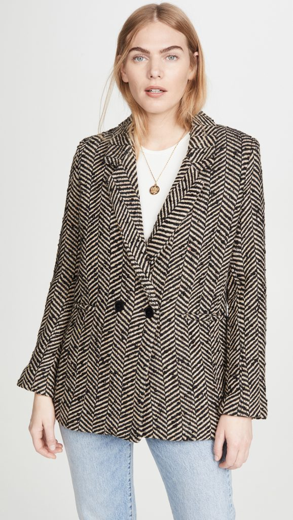 TWEED BLAZER, ANINE BING, AT SHOPBOP