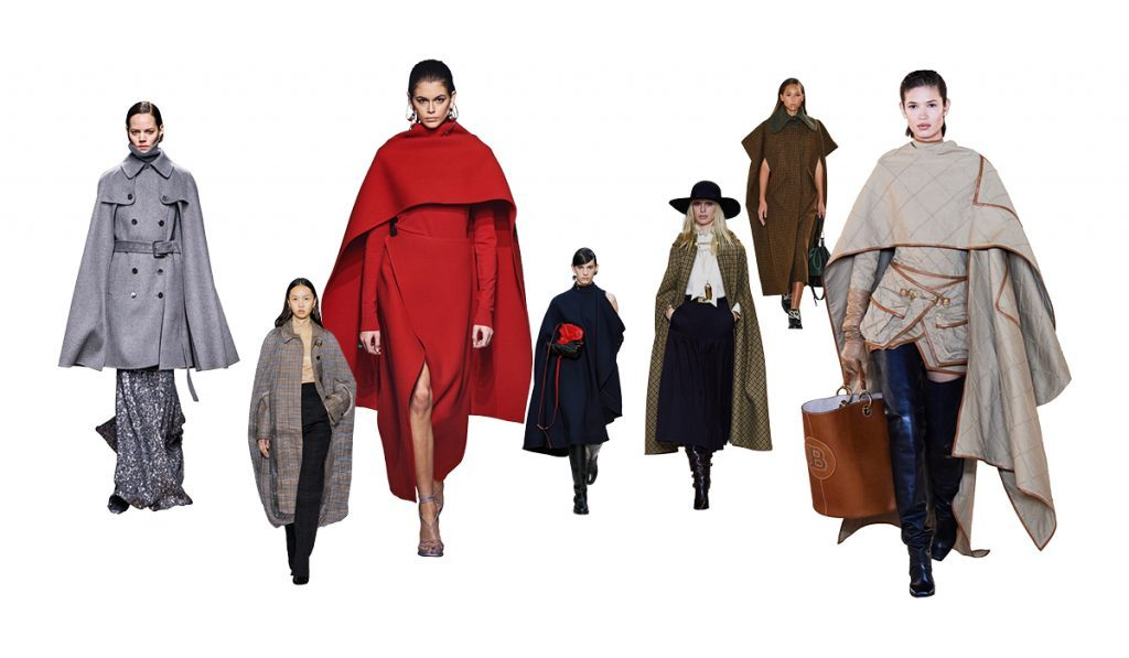 Fall Winter 2020-2021 Fashion Trends- The Super Cape