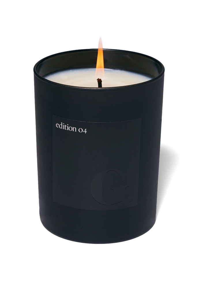_goop Fragrance SCENTED CANDLE- EDITION 04 - ORCHARD