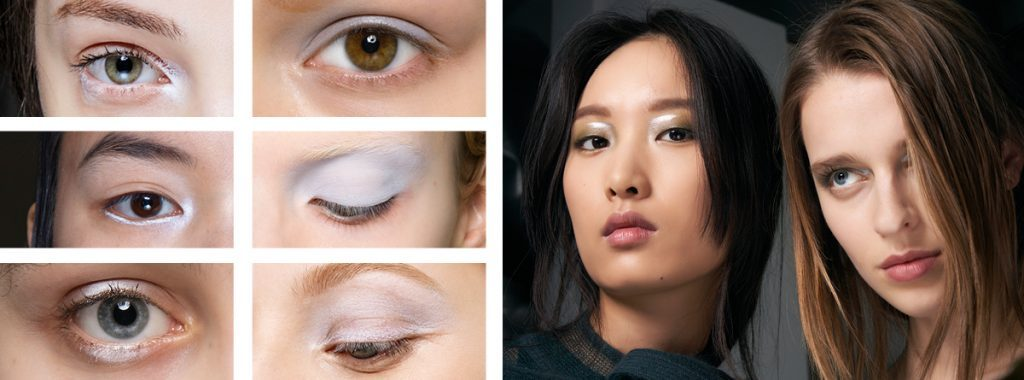 Winter White Fall Winter 2020 Makeup Trends