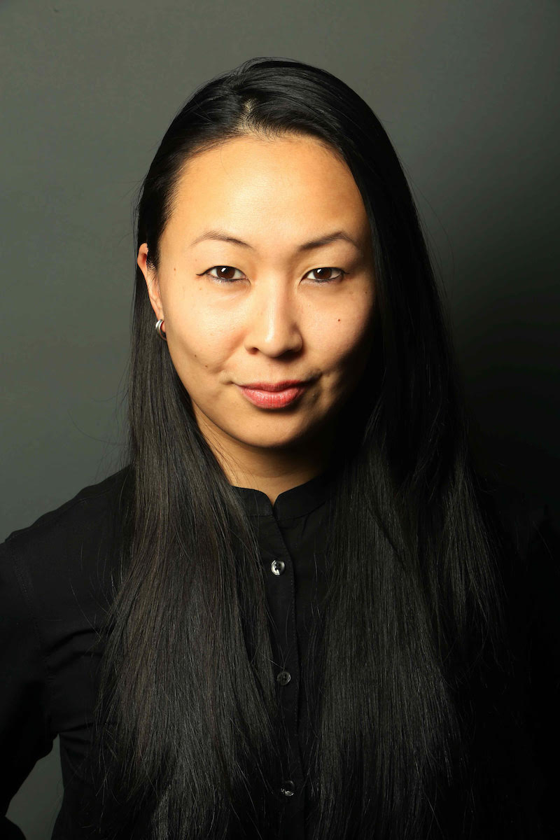 Tiffany Hsiung, director of Sing Me a Lullaby at TIFF 2020