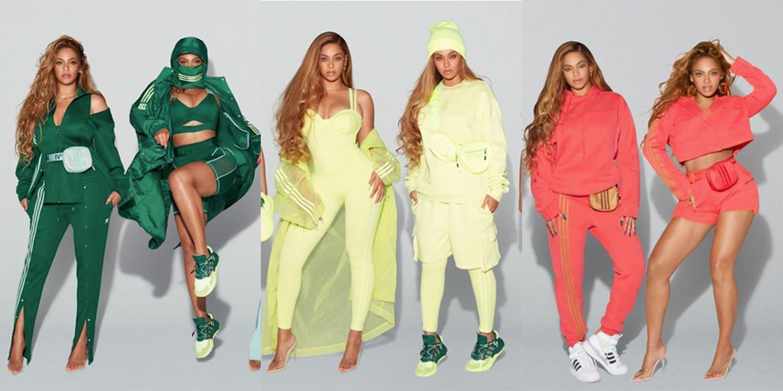 Beyoncé Drops New Ivy Park x Adidas Collection | Elle Canada