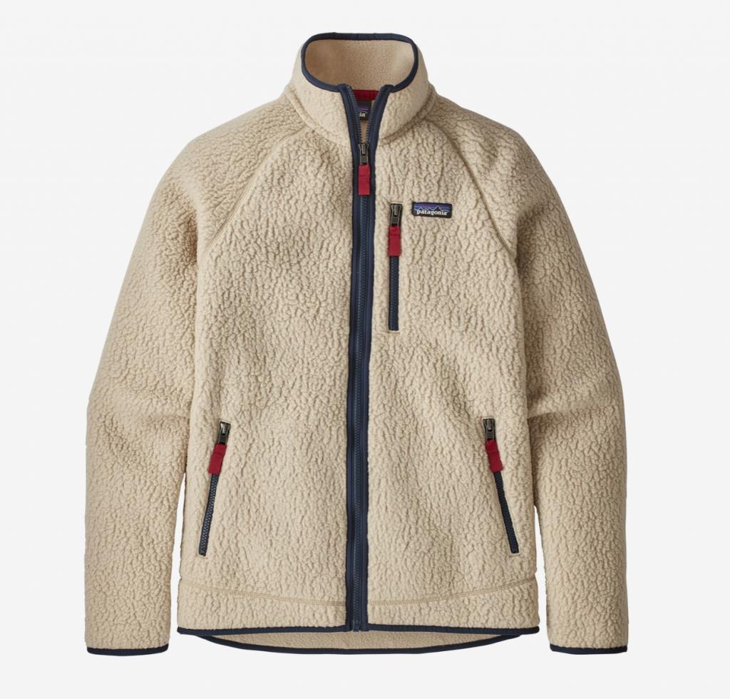 Patagonia Men's Retro Fleece Pile Jacket