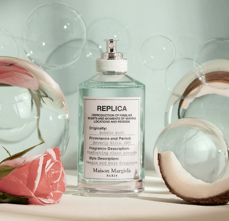 Maison Margiela 'REPLICA' Bubble Bath