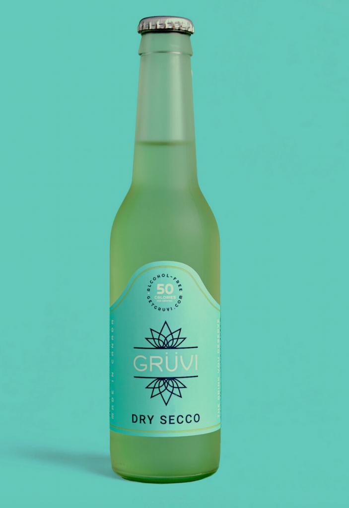 Gruvi Non-Alcoholic Dry Secco