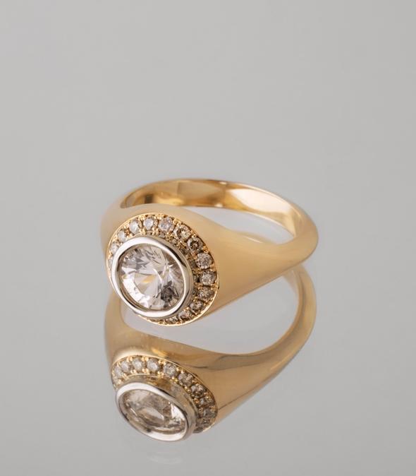 Attic Wild Heart Ring