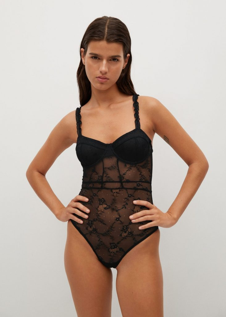 ELLE Top: Sexy Valentine's Day Lingerie
