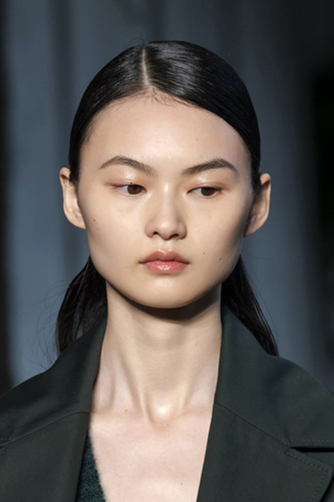 SS21 Hair Trend: Draw the Line (Boss)