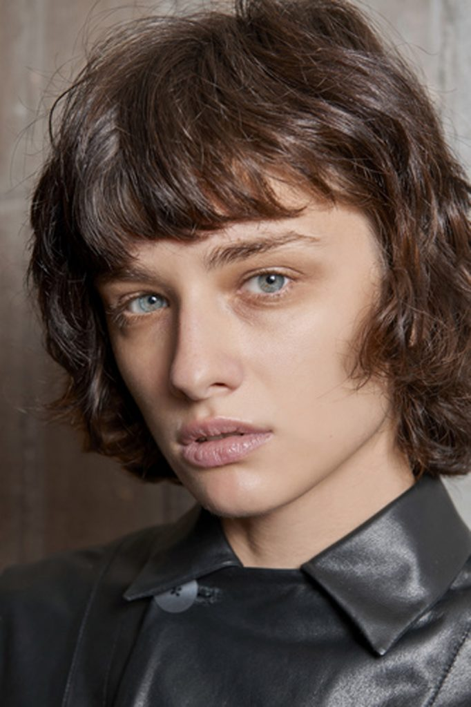 SS21 Hair Trend: Shag Comeback (Enfants Deprimes)
