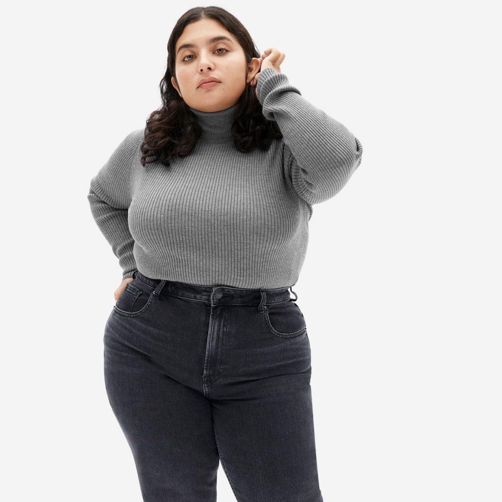 ELLE TOP: 10 Turtleneck Sweaters We Love