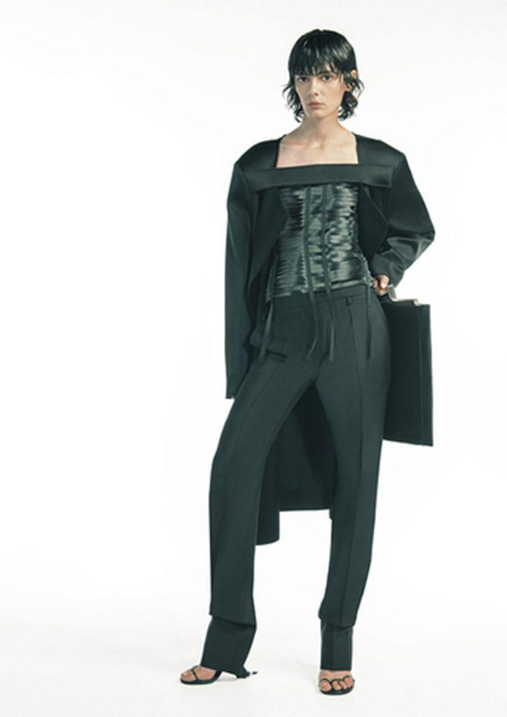 SS21 Hair Trend: Shag Comeback (Givenchy)