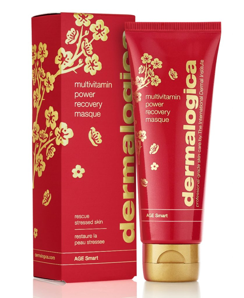 Dermalogica lunar new year multivitamin power recovery masque
