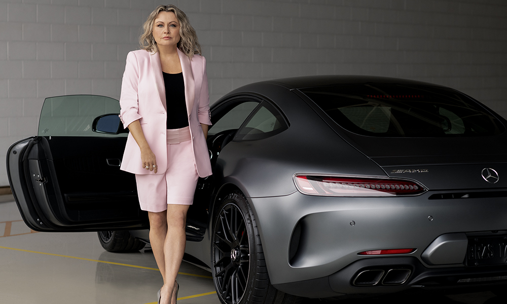 Driving Force: Outer Style, Inner Confidence