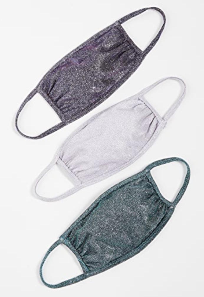 ELLE TOP: 10 Stylish Face Masks To Shop Now