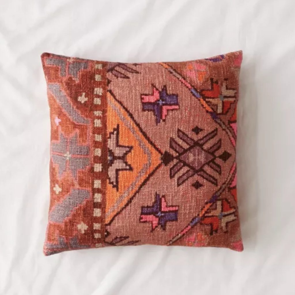 Urban Outfitters Sami Printed Throw Pillow