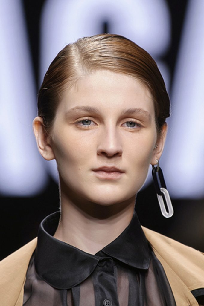 SS21 Hair Trend: Draw the Line (Vien)