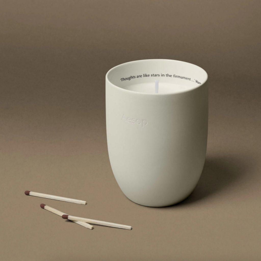 Aesop Aganice Aromatique Candle