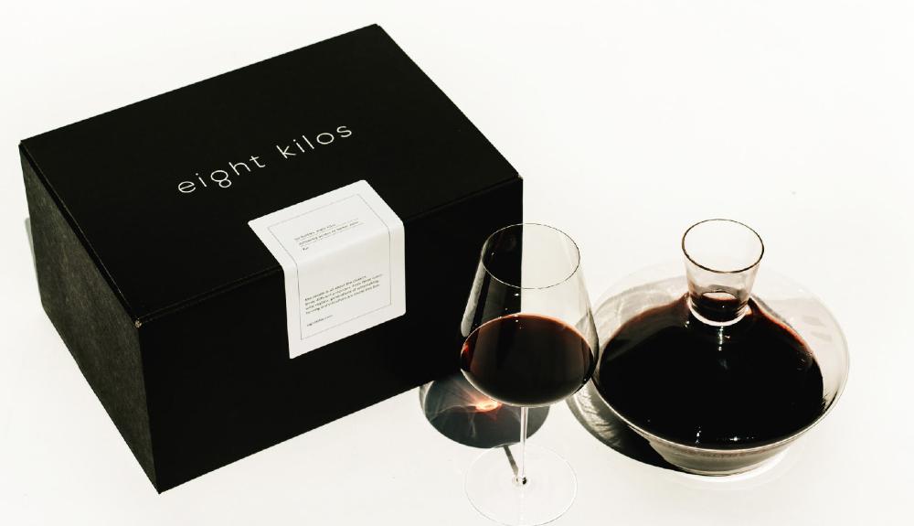 Eight Kilos Virtual Wine Tasting